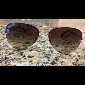 Ray-Ban Aviator Sunglasses - NWOT